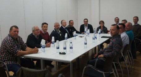 Reunión de emergencia en Picassent al agravarse los robos de kiwis