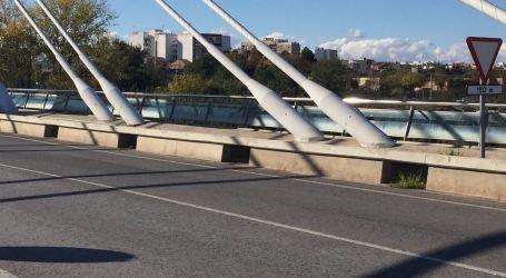 El PP exige que la Diputación reponga el alumbrado en el puente Manises-Paterna