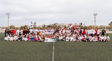 El Mislata CF integra un equipo inclusivo de chicos con diversidad funcional