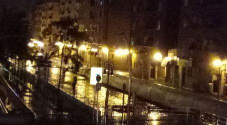 Suspendidas las clases en el Rajolar de Aldaia por la lluvia