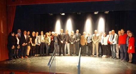 Silla entrega els Porrots d'Honor dins de la Setmana de les Lletres Valencianes