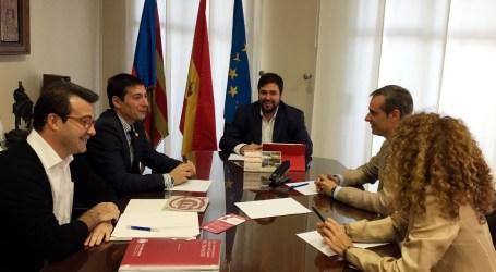 Pactem Nord colaborará con Rafelbunyol en la promoción del empleo y las empresas