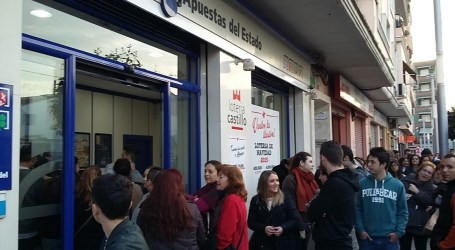 A la busca de 50 décimos de lotería escondidos en Alaquàs