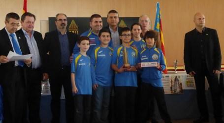 El Club de Ajedrez Silla se proclama en Benidorm campeón de España