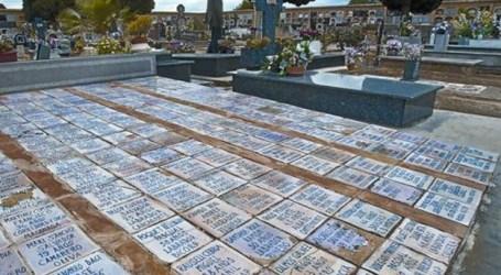 Leoncio Badía, el enterrador de Paterna que dió sepultura a los republicanos fusilados, recibe la distinción de la Generalitat