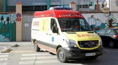 Un hombre de 57 años fallece atrapado en una máquina en Moncada