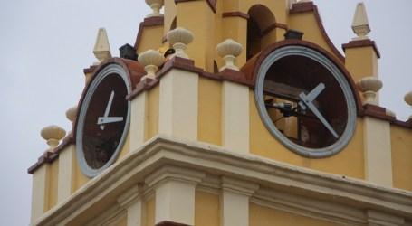 Picassent repararà el rellotge del campanar de l'església de Sant Cristòfor