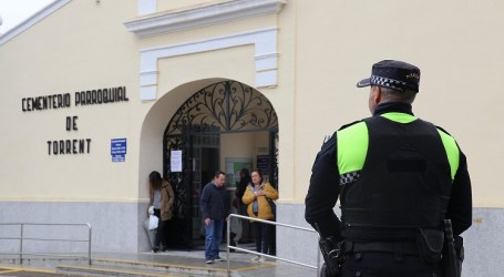 Torrent inicia el dispositivo de seguridad para Todos los Santos