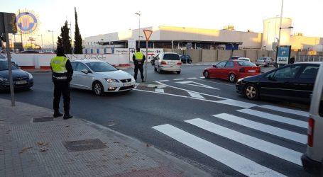 La Policía Local de Alfafar ofrece sus servicios para la gestión del tráfico a empresas del municipio