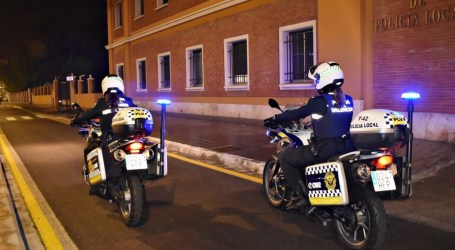 La Policia Local de València va assitir a una dona que va donar a llum en casa