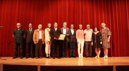 La Societat Joventut Musical recibe el Premio Honorífico Pueblo de Albal