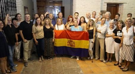 Homenaje en Alboraya a las familias de vecinas y vecinos represaliados por el franquismo