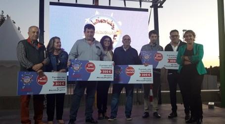La Mancomunitat de l'Horta Sud entrega els premis #HortaSudPropDeTu