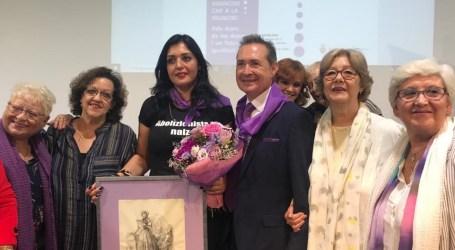 Begoña San José Serrán a Xirivella: «Cal implementar sense més dilació les polítiques europees d'Igualtat»