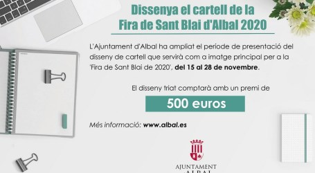 El Concurs 'Cartell Fira de Sant Blai' té una dotació de 500 euros