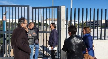 Benetússer finaliza la primera fase de ampliación del polideportivo y encara su finalización