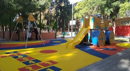 Manises renova els seus parcs per a fer-los més accessibles a les usuàries i usuaris
