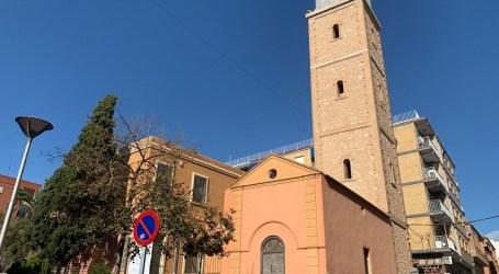 Paterna rehabilita el edificio del antiguo depósito de agua de la calle Bétera