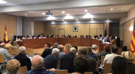 Alboraya celebró su último pleno antes de las Elecciones Generales