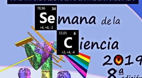 Nueva edición de la Semana de la Ciencia en Quart de Poblet