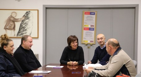 Quart de Poblet incorpora a la plantilla municipal a un grupo de personas gracias al programa EMCORP