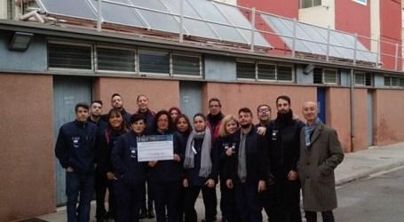 El alumnado del proyecto TESIS visita las instalaciones térmicas municipales de Quart de Poblet