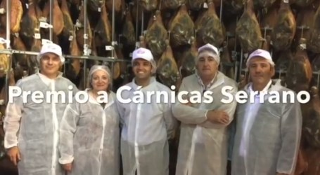 Cárnicas Serrano, Premio Especial Paterna Ciudad de Empresas