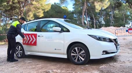 Els vehicles elèctrics municipals arriben a l'Horta de la mà de la Diputació