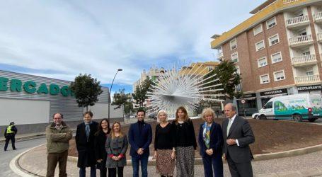 La Fundación Hortensia Herrero y la Fundación Grupo Siro donan a Paterna una escultura de Andreu Alfaro