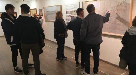 Quart de Poblet muestra sus mapas y planos históricos en la Casa de la Cultura