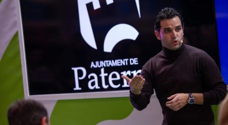 Sagredo posiciona a Paterna como ciudad industrial sostenible en la COP-25