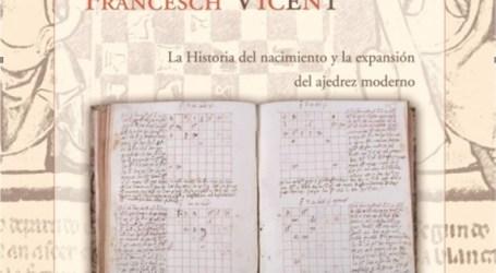 El Museo de la Imprenta de El Puig dedica un espacio al primer divulgador del ajedrez moderno