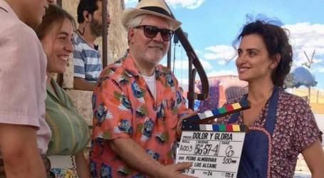 «Dolor y Gloria», rodada en Paterna, nominada por partida doble al Óscar