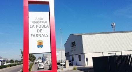 Millores als accessos, l'enllumenat i les infraestructures viàries del polígon industrial de la Pobla de Farnals