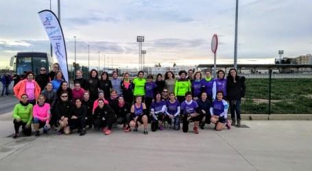 Manises celebra una trobada 10KFem de Running Femení