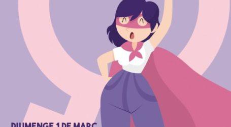 Manises organitza la V Marxa del Dia Internacional de les Dones