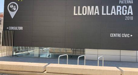 El consultorio de Lloma Llarga ofrecerá Pediatría y Medicina General en horario de tarde