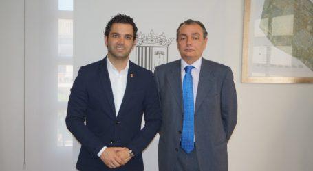 El Alcalde de Paterna, Presidente de la Comisión de Industria de la Federación Valenciana de Municipios y Provincias