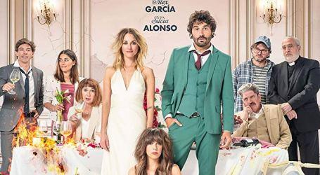 Álex García y Silvia Alonso presentan «Hasta que la boda nos separe» en el Festival de Cine de Paterna