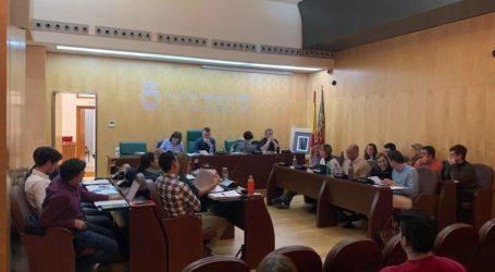 El Ple de Catarroja realitza una Declaració institucional per a exigir un servei de rodalies digne