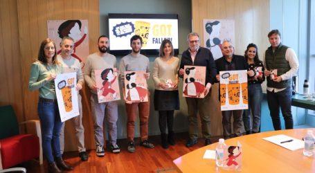 Torrent presenta el cartel de las fallas 2020 y las campañas Got Faller y la Reciclà