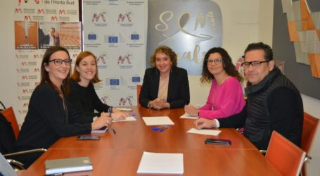 La Mancomunitat de l'Horta Sud demana a la Diputació de València suport en els plans de Mobilitat Sostenible