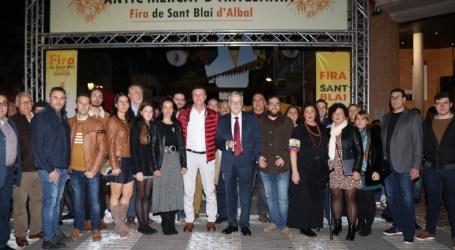Albal celebra este fin de semana su XVIII Feria de Sant Blai