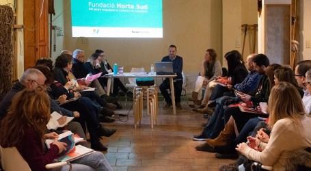 La Fundació Horta Sud i els 13 ajuntaments de la Xarxa Participa estudien mesures per a enfortir el teixit associatiu de l'Horta Sud