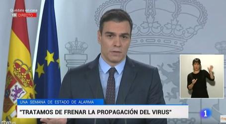 """Pedro Sánchez: """"la letalidad (mortalidad) del coronavirus es mucho mayor que una gripe normal"""""""