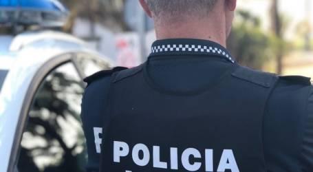 Detenido por la Policía Local de Alboraya por tres robos en interior de vehículo e intento de otro con violencia