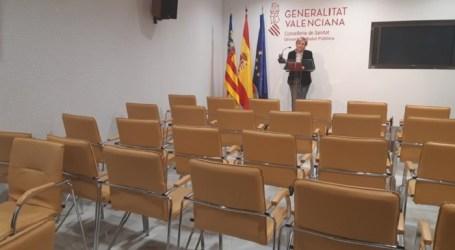 185 nuevos positivos en coronavirus en la Comunitat Valenciana