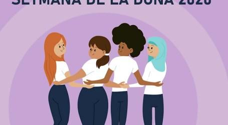 Almàssera celebrará la Semana de la Mujer del 5 al 9 de marzo con diversas actividades lúdicas y reivindicativas
