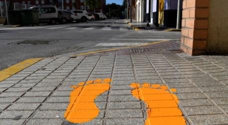 Paiporta restringirà el trànsit a 24 carrers i establirà voreres unidireccionals en altres huit els caps de setmana i festius