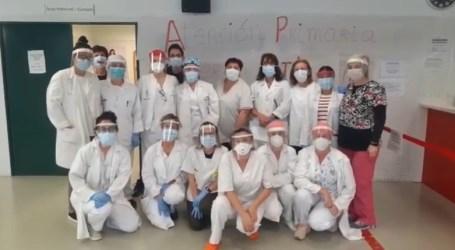 Los sanitarios de Burjassot agradecen a la población su extraordinario comportamiento ante la epidemia